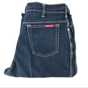 Vintage high waist 80's skinny jeans